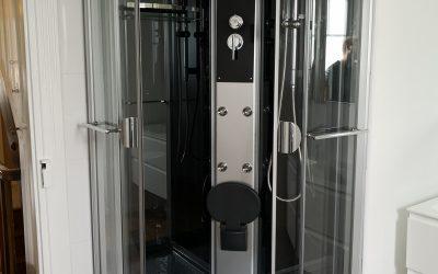 Rénovation d'une salle de bain sur Metz